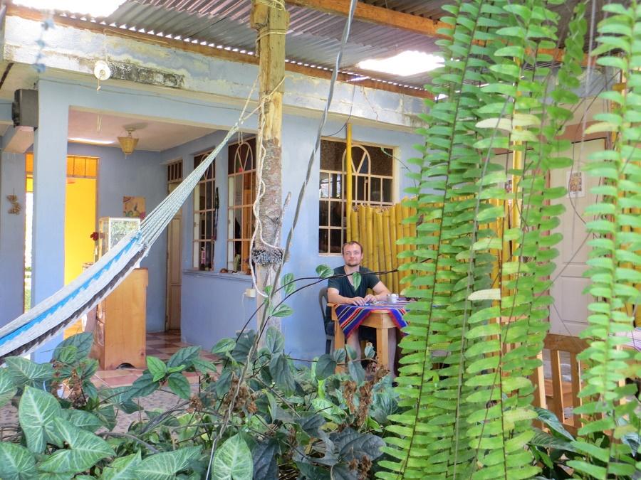 Ons favoriete plekje in San Pedro: Healthy food café Home