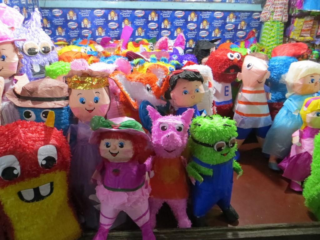 Zo zien echt piñatas er nou uit