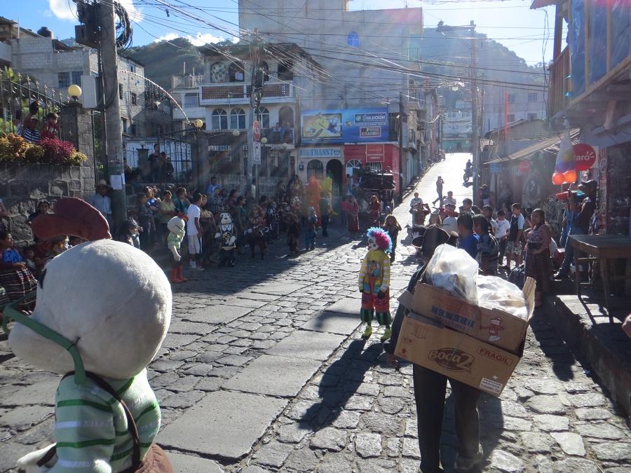 Kindercarnaval in december