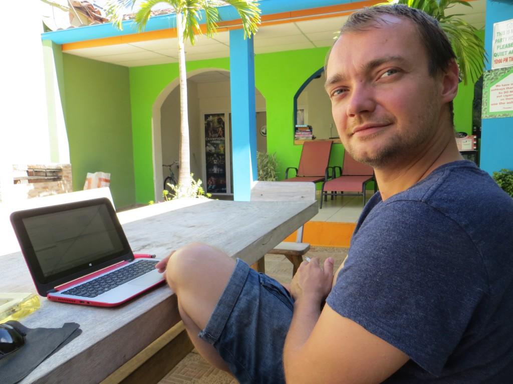 Michiel in Casa Verde