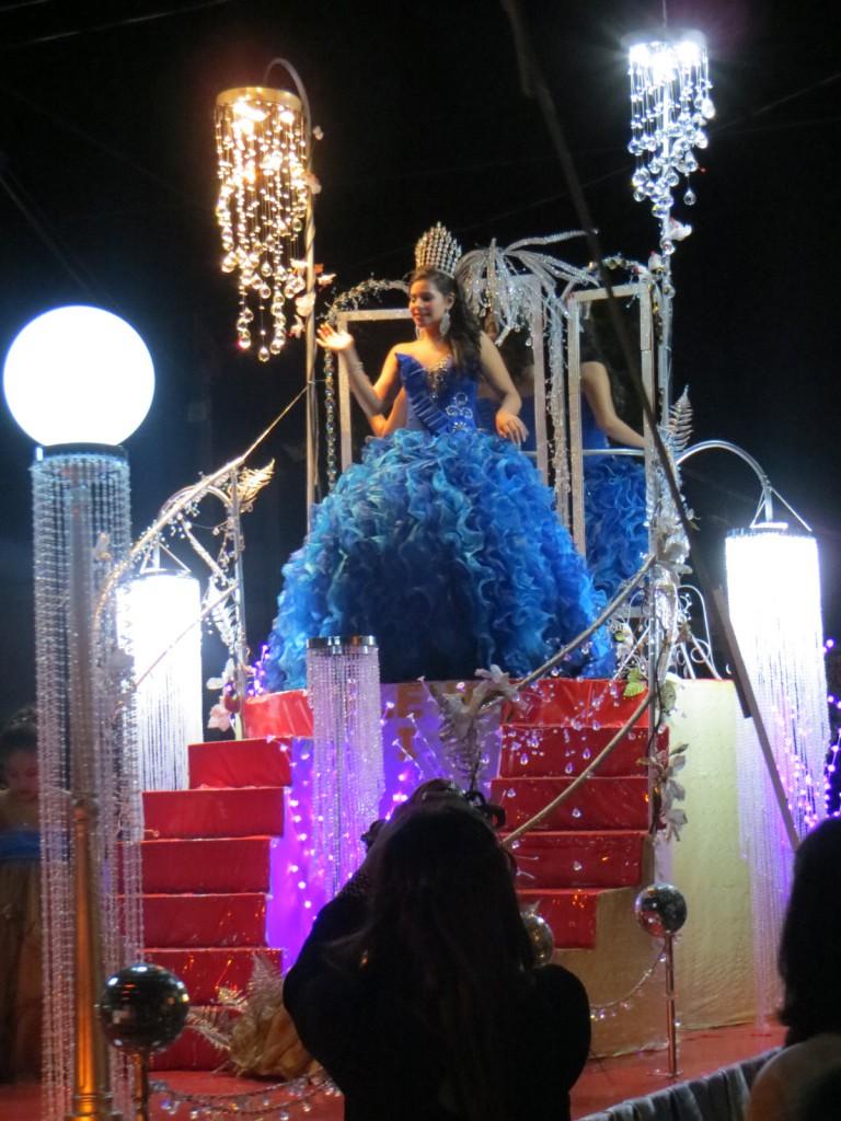 De prinses van de wijk