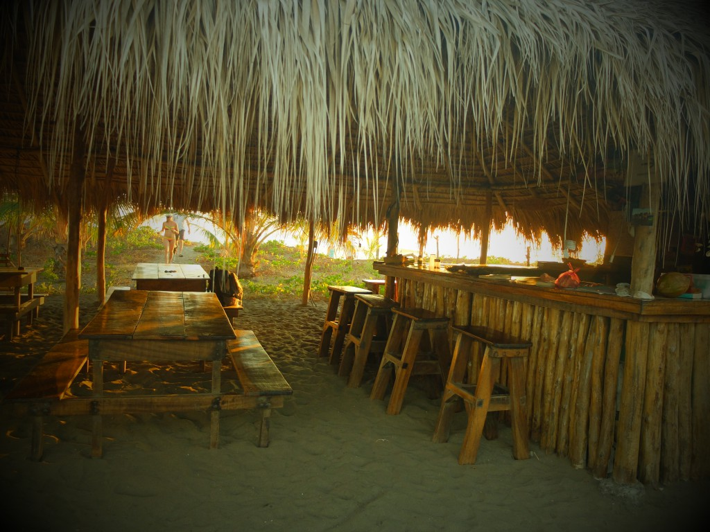 De bar van Rancho Tranquilo