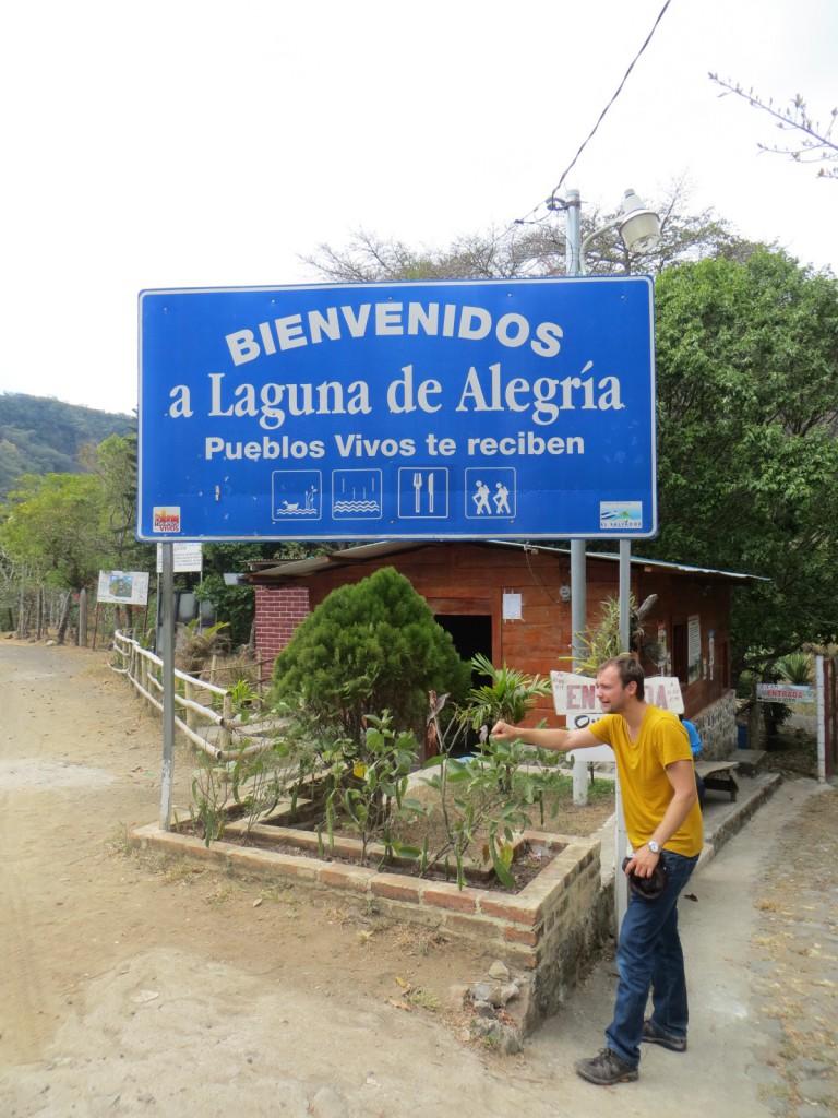 Welkom bij het meer van Alegria 'boks ouwe'
