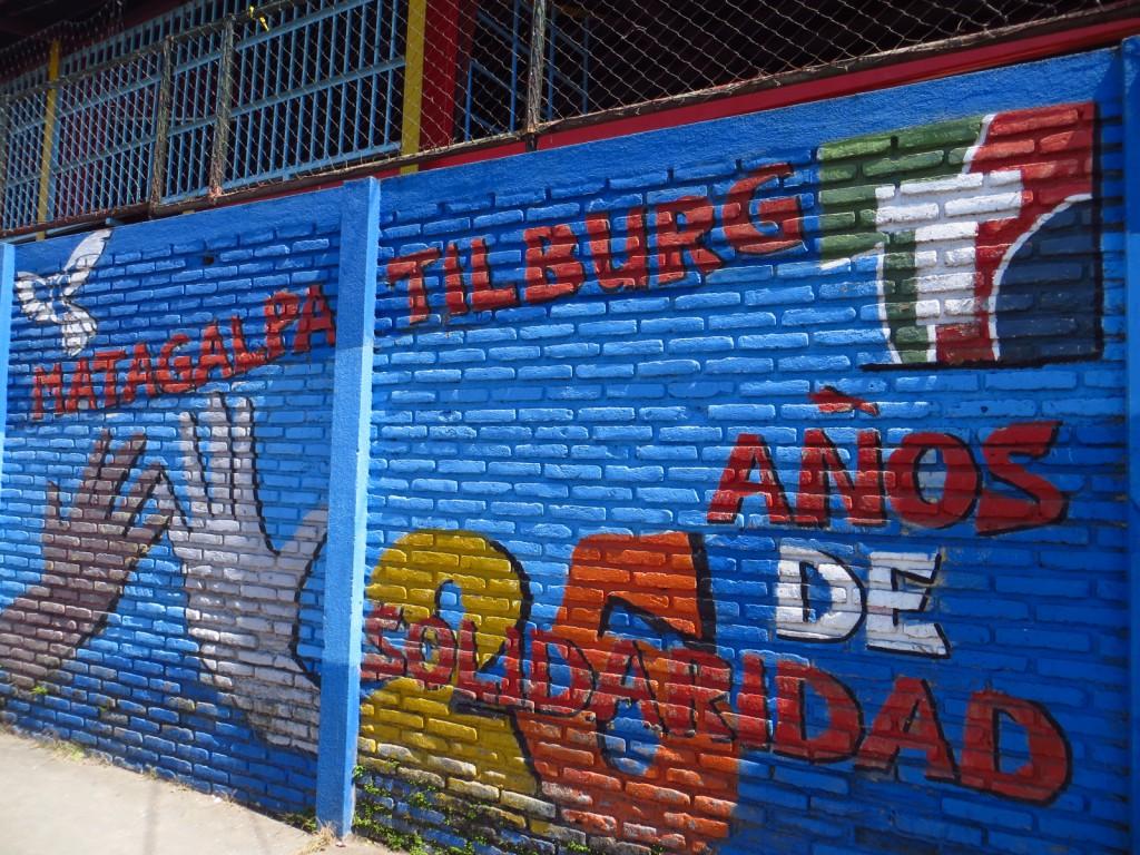 Kennelijk is er een stedenband tussen Tilburg en Matagalpa. Wisten wij veel?