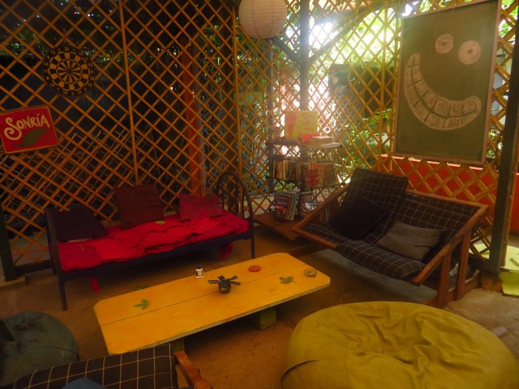 Funky Manza hostel