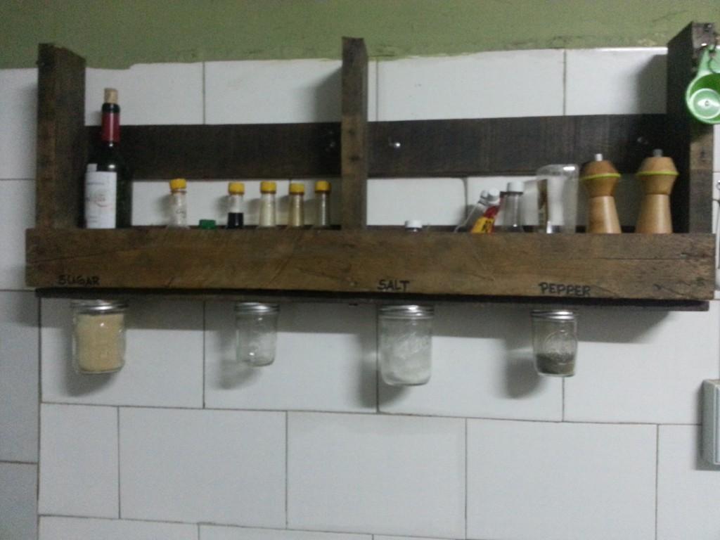 Leuke oplossing die ik in Bodhi hostel tegenkwam. Voor de mensen thuis makkelijk na te bootsen :)