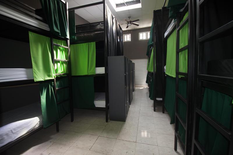 Bodhi Hostel Dorm, ziet er toch gaaf uit!?