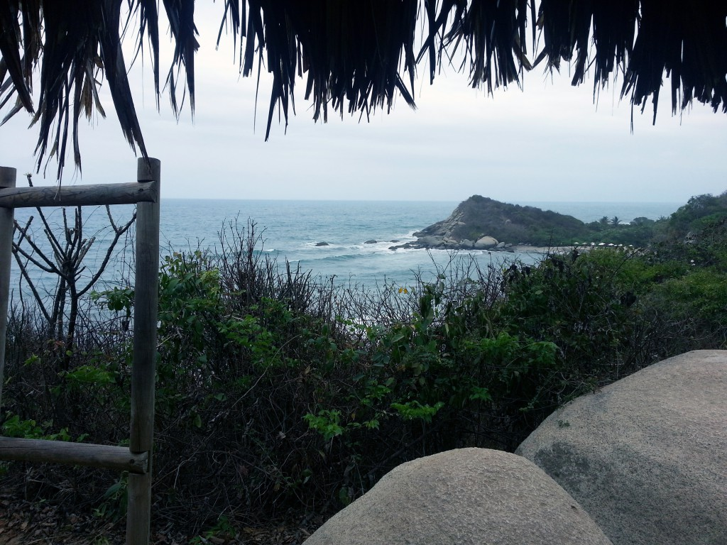Tayrona National Park.
