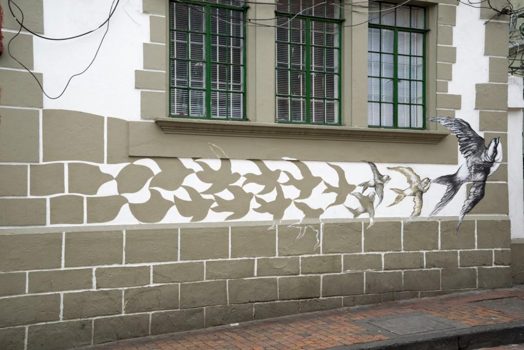 Escher? :)