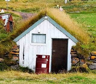 Hobbithuisjes zijn er overal